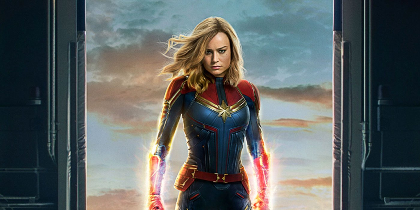 Captain Marvel: Higher, Further, Faster!